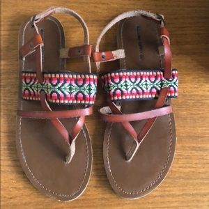 Mossimo Supply Co. Target Tribal Sandals